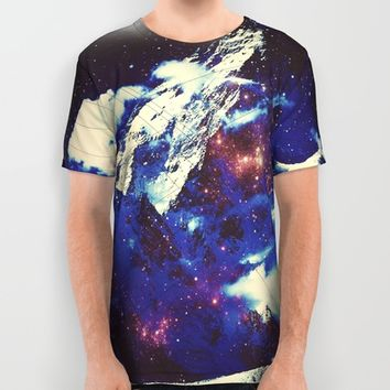 Comet All Over Print Shirt by DuckyB (Brandi)