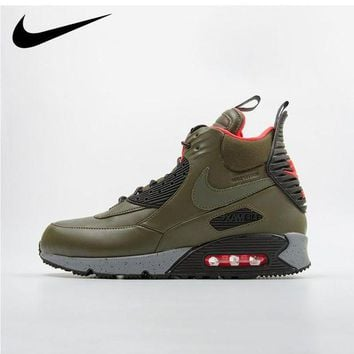ONETOW Nike Max 90 Sneakerboot Men's Running Shoes Sports Sneakers