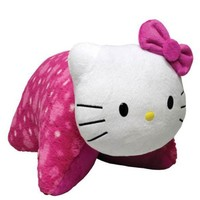 "My Pillow Pets Hello Kitty Plush, 18""/Large"