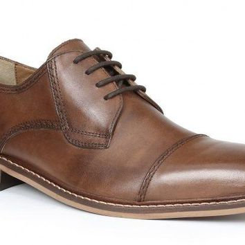 New Giorgio Brutini Men's Revenant Cap ToeTan Shoes