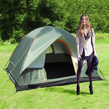 4 Person Dome Tents