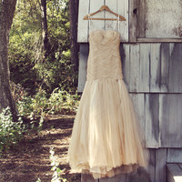 Spool Couture Spun Gold Dress