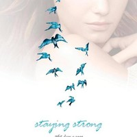 Staying Strong - 365 days a year (Demi Lovato) | Used Books from Thrift Books