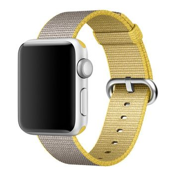 Apple Watch Woven Nylon Band - 38mm