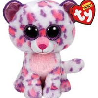 Serena Snow Leopard 6 Inch Beanie Boo | Girls {category} {parent_category} | Shop Justice
