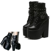 Trixee Ankle Boots