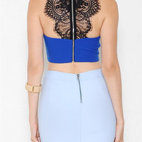 Minerva Crop Top