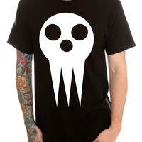 Soul Eater Death The Kid Skull Logo T-Shirt