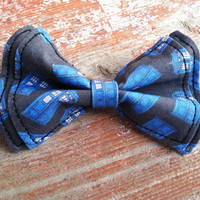 Doctor  Who TARDIS Bow Tie Newborn to 5T