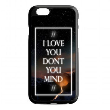 The 1975 quotes For iphone 6s case