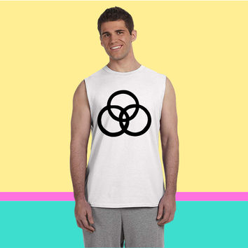 zepplin trinity Sleeveless T-shirt