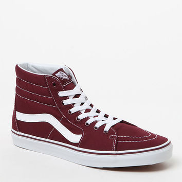 Vans Canvas Sk8-Hi Reissue Port Shoes at PacSun.com
