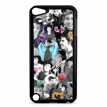 Shawn Mendes Collage 29 iPod Touch 5 Case