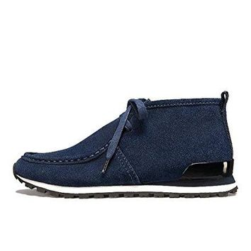 Tory Burch Tory Sport Chukka Sneakers, Perfect Navy