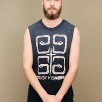 Unisex forgivenchy sleeveless tee by UNIF, unif clothing | shopcuffs.com