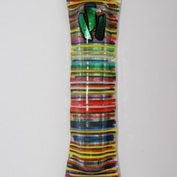 Fussed glass handmade Mezuzah mezuza by Dalit Glass by dalitglass