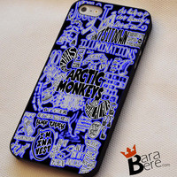 arctic monkeys band iPhone 4s iphone 5 iphone 5s iphone 6 case, Samsung s3 samsung s4 samsung s5 note 3 note 4 case, iPod 4 5 Case