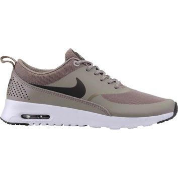 Nike 599409-201 Air Max Thea Womens Running Shoes (Iron/Dark Storm) at Shoe Palace