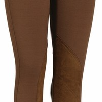 TuffRider Unifleece Front Zip Breeches
