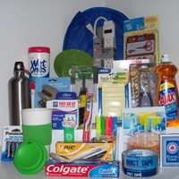 College Dorm Supplies Kit