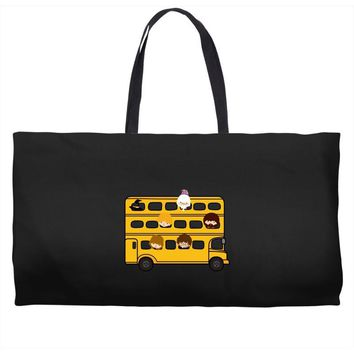 Harry Potter Schoolbus Weekender Totes