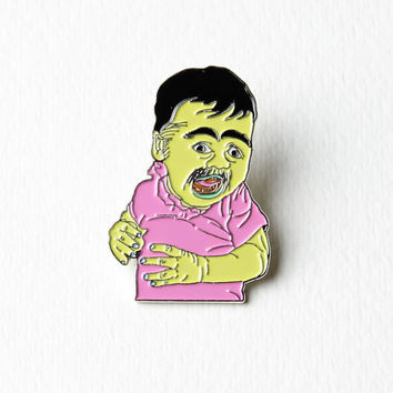 There's My Chippy! - Soft Enamel Pin