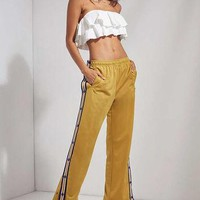 FILA + UO Basketball Tearaway Track Pant   Urban Outfitters