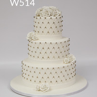 Carlo's Bakery - Elegant Wedding Cakes