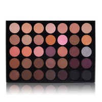 Morphe Brushes 35 Color Warm Eyeshadow Palette - 35W