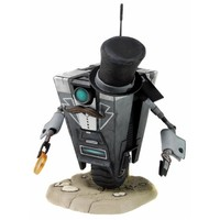 "Borderlands - Gentlemen Caller Claptrap 7"" Figure - Borderlands Figures"