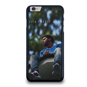 j cole forest hills iphone 6 6s plus case cover  number 2