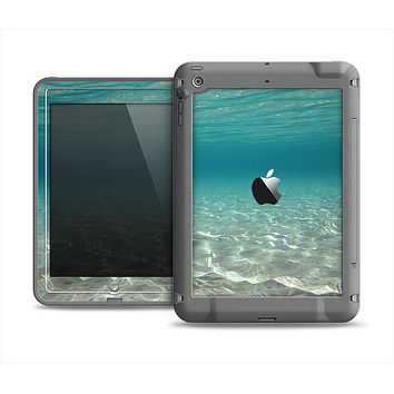 The Under The Sea Scenery Apple iPad Air LifeProof Fre Case Skin Set