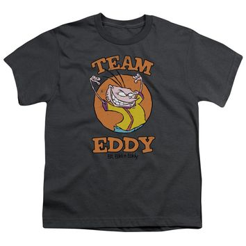 Ed Edd N Eddy - Team Eddy Short Sleeve Youth 18/1