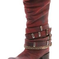 Drover Wrap Tall Boots