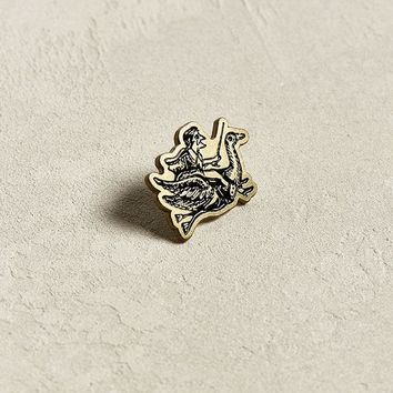 Raised By Wolves Witch Pin | Urban Outfitters