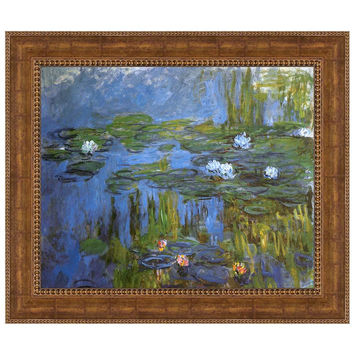 Park Avenue Collection 35X30 Water Lilies1915