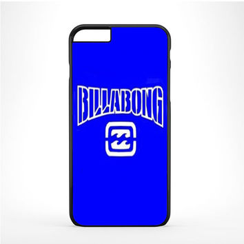 billabong blue logo Iphone 6 Plus | 6s Plus Case