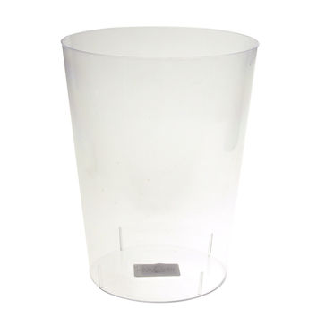 Clear Plastic Cylinder Favor Container, 8-Inch