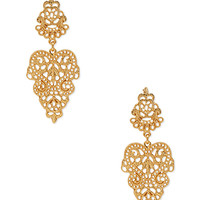 Elegant Evening Drop Earrings