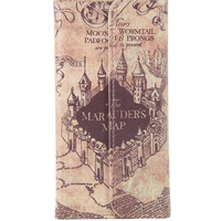 Harry Potter Marauder's Map iPhone 6 Wallet Phone Case