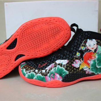 Nike Air Foamposite One Basketball Sneaker