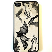 Dangling Bats Halloween iPhone 5 Case - For iPhone 5/5G - Designer TPU Case Verizon AT&T Sprint