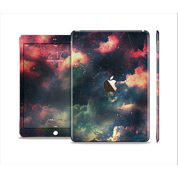 The Vintage Stormy Sky Skin Set for the Apple iPad Air 2