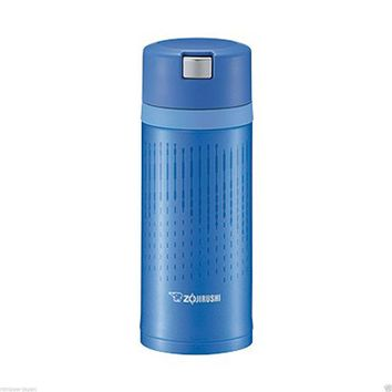 Zojirushi Stainless Steel Mug 360ml SM-XC36-AL Thermos Hot Coffee Water Bottle