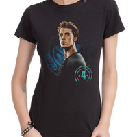 The Hunger Games: Catching Fire Finnick Girls T-Shirt