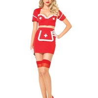 Heart Attack Hottie Nurse Costume