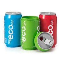 MY ECO CAN | Green, Canteen, Water Bottle | UncommonGoods