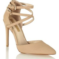 GLORIA Double Strap Court Shoes - Shoes - New In