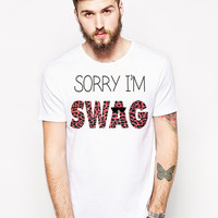 Swag Shirt - Swag T-Shirt - Swag Tee - Swag T Shirt - Hater - Swagger - Sarcastic - Men's Swag Shirt - I Love My Haters - Haters Gonna Hate