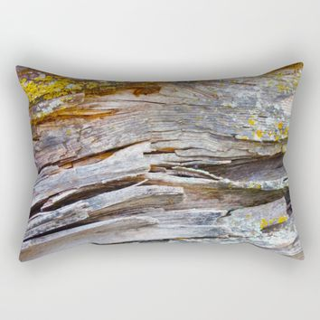 Relic of the Forest Rectangular Pillow by Heidi Haakenson